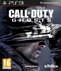 PS3 Call of Duty: Ghosts FR