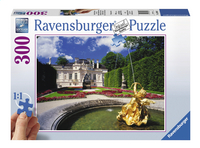 Ravensburger puzzel Slot Linderhof in de zomer