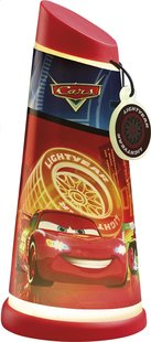 Go Glow nacht-/zaklamp Disney Cars