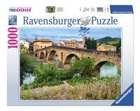 Ravensburger puzzel Puente la Reina, Spanje
