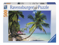 Ravensburger Puzzel Strandhuisje