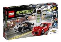 LEGO Speed Champions 75874 Chevrolet Camaro dragracer