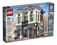 LEGO Creator 10251 La banque de briques