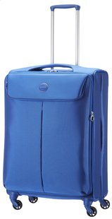 Samsonite Valise souple Pop-Fresh Spinner EXP imperial blue 70 cm-Image 1