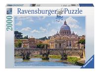 Ravensburger puzzle Le pont Saint-Ange à Rome