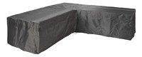 AeroCover Housse de protection pour ensemble lounge en forme de L polyester L 255 x Lg 255 x H 70 cm-commercieel beeld