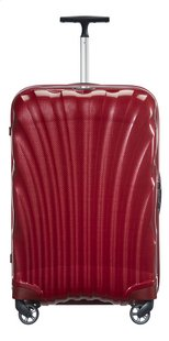 Samsonite Harde reistrolley Cosmolite 3.0 Spinner red 75 cm