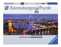 Ravensburger panoramapuzzel Londen bij nacht-Vooraanzicht