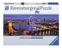 Ravensburger panoramapuzzel Londen bij nacht