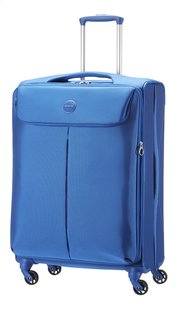 Samsonite Valise souple Pop-Fresh Spinner EXP imperial blue 70 cm