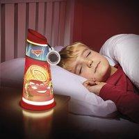 Go Glow nacht-/zaklamp Disney Cars-Afbeelding 1