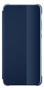 Huawei foliocover View pour Huawei P20 bleu-Avant