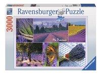 Ravensburger puzzel Provence-Vooraanzicht