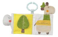 Fehn jouet à suspendre - livre en tissu Loopy & Lotta-Détail de l'article