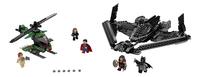 LEGO Super Heroes 76046 Les héros de la Justice : la bataille dans le ciel-Avant