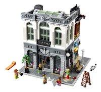 LEGO Creator 10251 La banque de briques-Avant
