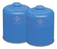 Campingaz set de 2 cartouches de gaz CV470 Plus