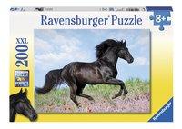 Ravensburger XXL puzzel Zwarte hengst