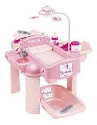 Écoiffier table de soins pour poupées Nursery 22 pièces