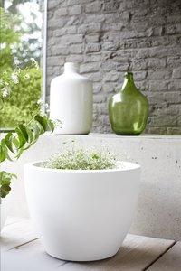 Elho pot Pure Soft round white diamètre 50 cm-Image 2