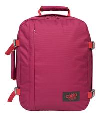 CabinZero reistas Classic Pink 39 cm-Vooraanzicht