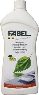 Fabel reiniger voor buitenvloeren Eco Safe 1 l
