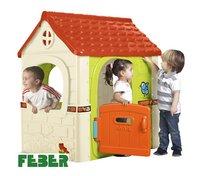 Feber maisonnette Fantasy House blanc-Image 1