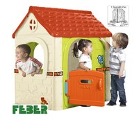 Feber maisonnette Fantasy House blanc-Image 2
