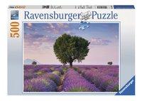 Ravensburger Puzzel Valensole, Frankrijk-Vooraanzicht