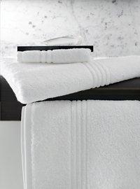 De Witte Lietaer Handdoek Othello Monochroom B 70 x L 140 cm - 2 stuks-Afbeelding 1