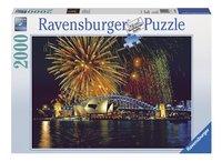 Ravensburger puzzle Feu d'artifice sur Sydney-Avant