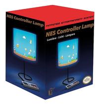 Lampe NES-Côté gauche