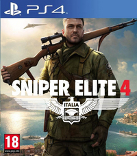 PS4 Sniper Elite 4 FR/ANG