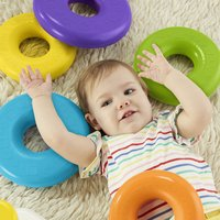 Fisher-Price stapelringen Giant Rock A Stack-Afbeelding 4