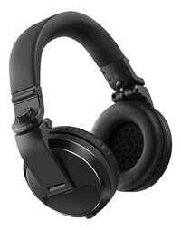 Pioneer hoofdtelefoon HDJ-X5-K zwart-Linkerzijde