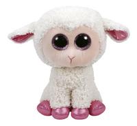 Peluche TY Beanie Boo Twinkle l'agneau 23 cm