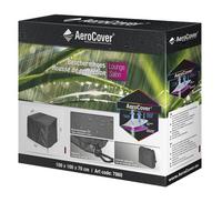 AeroCover Beschermhoes voor loungezetels polyester L 100 x B 100 x H 70 cm-Vooraanzicht