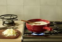 Emile Henry Service à fondue grand cru-Image 1