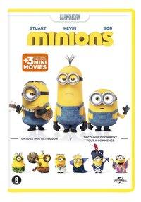 Dvd Minions-Vooraanzicht