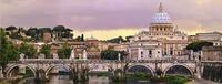Ravensburger puzzle panorama Rome-Avant