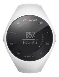 Polar Bracelet pour cardiofréquencemètre M200 S/M white