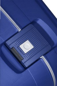 Samsonite Harde reistrolley S'Cure Spinner dark blue 75 cm-Artikeldetail