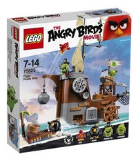LEGO Angry Birds 75825 Piggy Pirate Ship-commercieel beeld