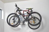 Mottez Range-vélos mural pour 3 vélos-Image 1