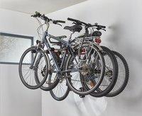 Mottez Porte-vélos mural pour 4 vélos-Image 1