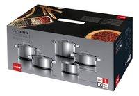 Valira Batterie de cuisine 5 pièces Aroma-Avant