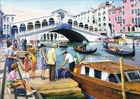 Ravensburger puzzle Venise vintage-Avant
