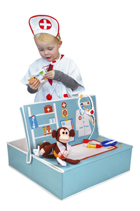 Fun2Give opbergbox Pop-It-Up Hospital-Afbeelding 1