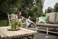 Apple Bee fauteuil de jardin Lounge Rooty-Image 4