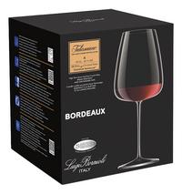 Luigi Bormioli 6 verres à vin rouge I Meravigliosi 70 cl-Côté gauche